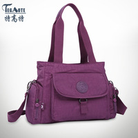 TEGAOTE 2017 Solid Handbags Women Zipper Shoulder Bag Small Summer Beach Messenger Bag Female Sac A