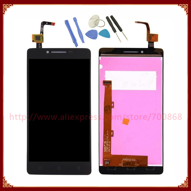 For Lenovo A6010 LCD Screen Display Touch Panel Digitizer Assembly Repalcement Tools Free Shipping