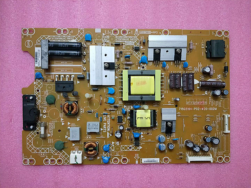 715G5194-P02-W20-002S Board Good Working Tested meziere wp101b sbc billet elec w p