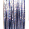 High quality stainless steel wire,0.8mm Lt blue tigertail beading wire,thread cord,coated with plastic protective film wire