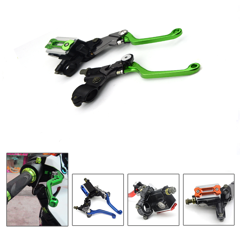 Hot selling Dirt bike Cross-country motorcycle Bike Brake Master Cylinder Reservoir Levers for YAMAHA YZ 125/250 YZ125 2015-2016 1 6 diecast model bike yamaha cross country motorcycle newray