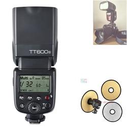 Godox TT600S 2.4G HSS 1/8000s GN60 Flash Speedlite for Sony A9 A7 A7S A7R II III A58 A99 A77M2 A6500 A6400 A6300 A6000 Camera
