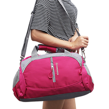 Oxford Women Travel Bags Waterproof Portable Handbag Female Large Capacity Duffle Bag Weekend For 06T