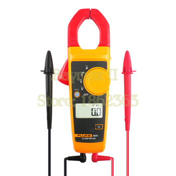 Fluke 302+ AC 400A Digital Clamp Meter AC/DC Voltage Tester with ohm, Continuity Measurement - discount item  23% OFF Measurement & Analysis Instruments