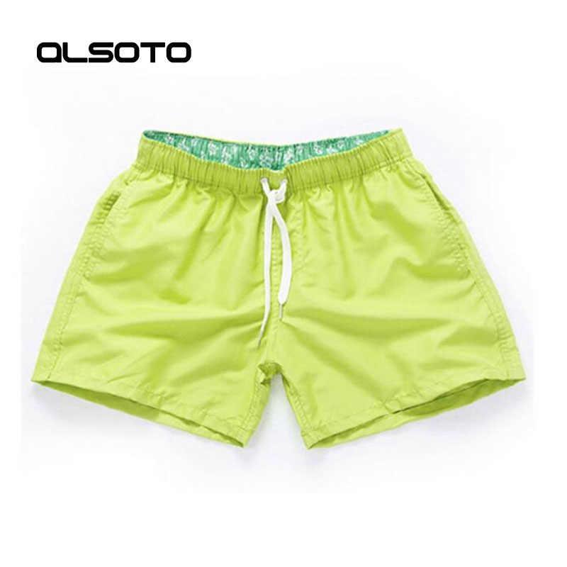 Short de bain pour hommes, maillot de bain, culotte de plage, à séchage rapide, pour faire du sport, de la course à pied, du surf
