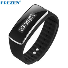 Frezne V5S Bluetooth Smart Band Фитнес трекер сна Мониторы Шагомер умный Браслет Водонепроницаемый напоминание Спорт браслет