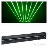 400MW Moving head green laser array rough spotX8PCS stage party disco KTV bar club theatre studio iluminacion light