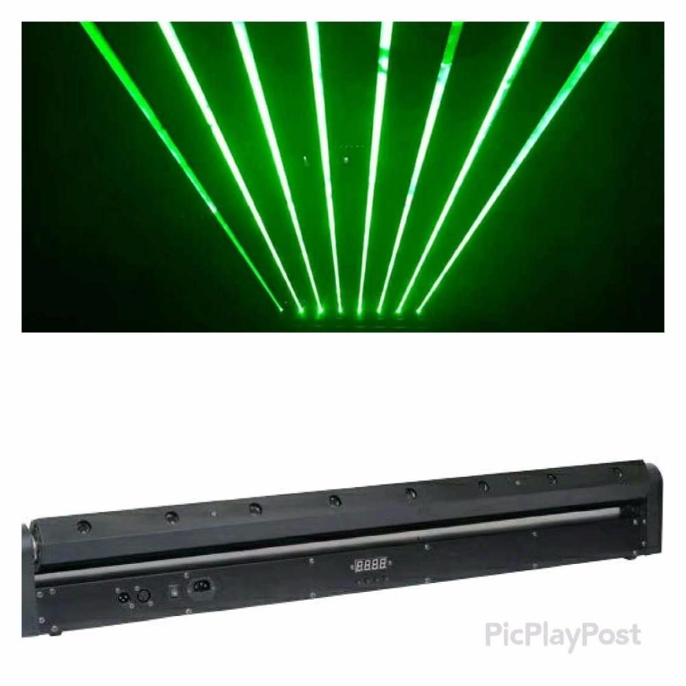 400MW  Moving head green  laser array rough spotX8PCS stage party disco KTV bar club theatre studio iluminacion light400MW  Moving head green  laser array rough spotX8PCS stage party disco KTV bar club theatre studio iluminacion light