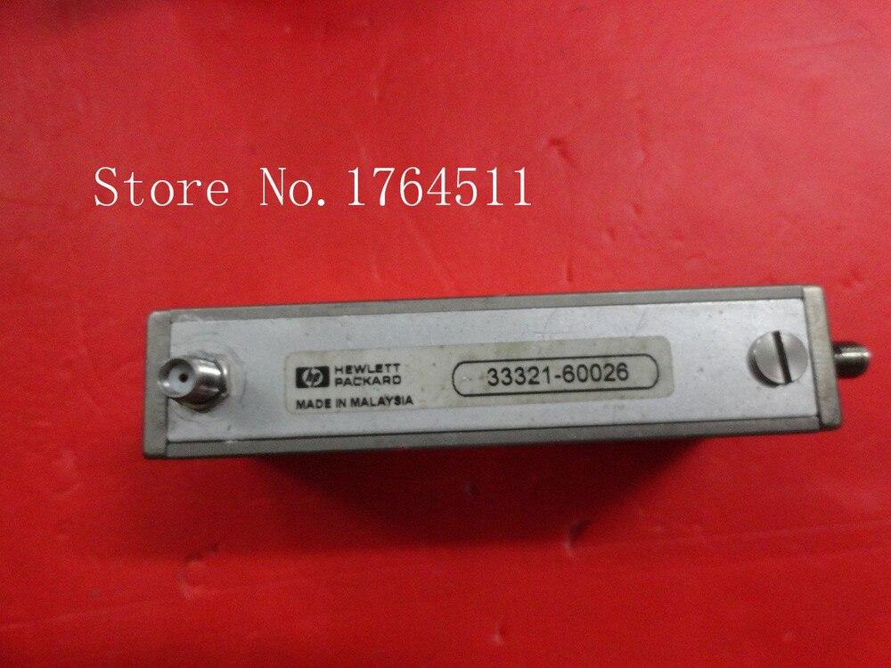 [BELLA] The Supply Of Original 33321-60026 Programmable Step Attenuator DC-3GHz 70dB 5V
