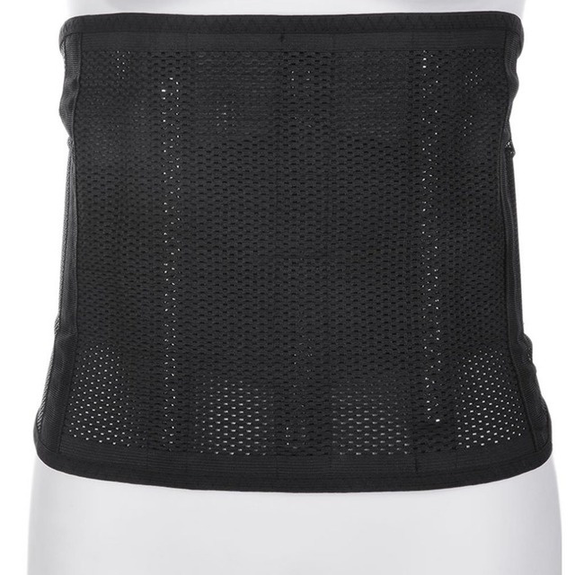 New Adjustable Men Waistband Belly Waist Shaper Belt Abdomen Tummy Trimmer Cincher Girdle Burn Fat Body Shaping Supports Braces 3