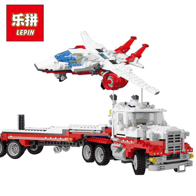Lepin 21017 1206Pcs Genuine Model Series The Mach II Red Bird Rig Set Children Educational Building Blocks Bricks Toys Gift 5591 compatible legoe genuine model series 5591 lepin 21017 1206pcs mach ii red bird rig building blocks bricks toys for children