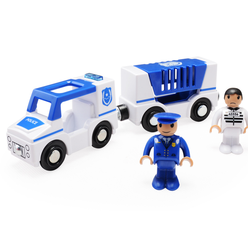 Veículos Miniatura e de Brinquedo transporte expresso truck fit thomas Features : Magnetic, Slote