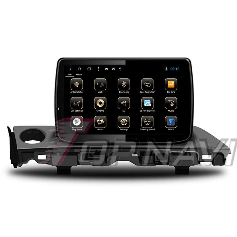 Car Players for Mazda 6 ATENZA 2016 Android 8.1 Topnavi Auto Multimedia 1024*600 Buit in 32G Original Joystick Octa Core Video - 4