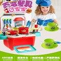Nova chegada fogão a gás de cozinha play set educacional da primeira infância toys para meninos e meninas giftskids toys cozinha