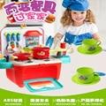 Nueva llegada estufa de gas cocina play set educativos para la primera infancia toys for boys and girls giftskids toys cocina