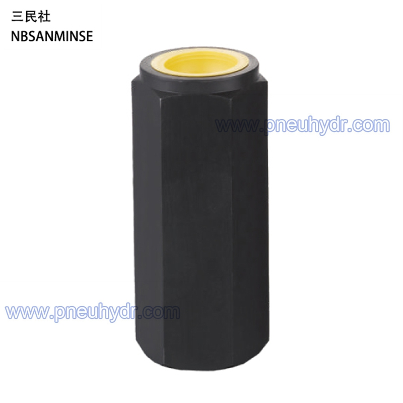 VU--G1.1/2 Type Straight Check Valve High quality Ningbo Sanmin (NBSANMINSE) Hydraulic Valve high quality hydraulic valve zdr6dp1 4x 75ym