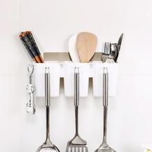 BF040 Multifunkční hák Magic stick háček Lishui bezšvový kuchyňský regál, úložná police s hákem 27 * 6 * 11,5 cm