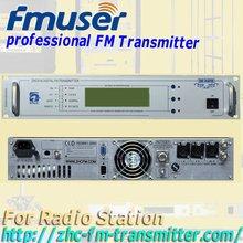 CZH618F 5 Вт ЧМ-вещание передатчик PLL стерео fm вещательный передатчик компактное fm-радио станции оборудование 81-108 МГц