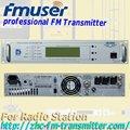 CZH618F 5 Вт fm-радио вещания передатчика PLL стерео fm трансляция передатчик небольшой fm-радио staion оборудование 81-108 МГц