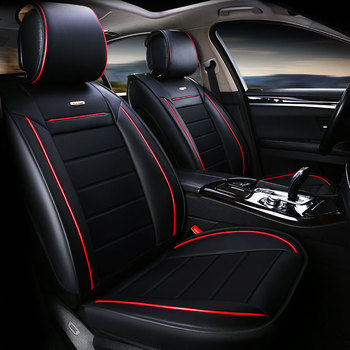 car seat cover auto seats covers leather for chevrolet sonic tracker trailblazer trax Equinox 2013 2012 2011 2010