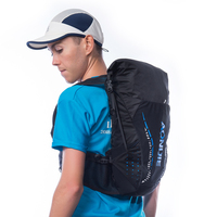 AONIJIE Outdoor Lightweight Hydration Backpack Running Bag Hiking Rucksack Marathon Running Vest for 2L Water Bladder