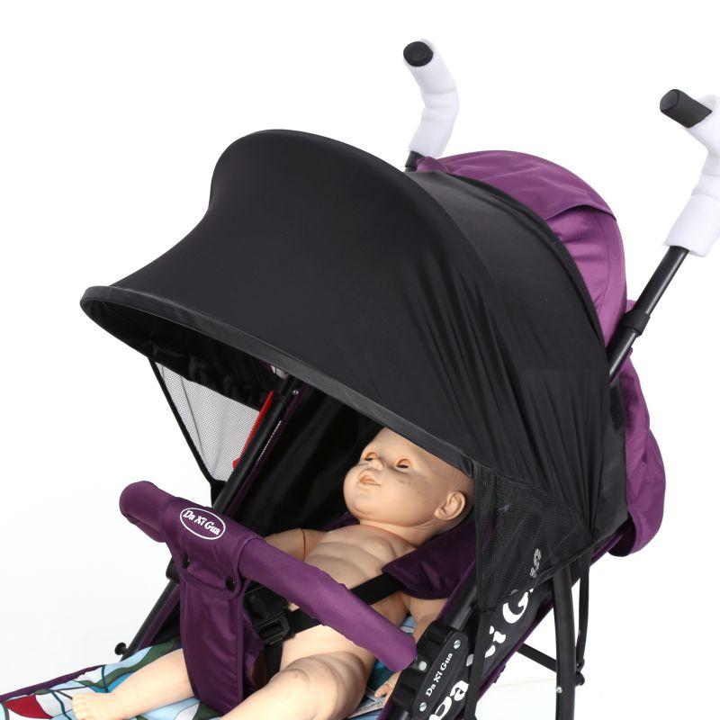 243c4108e09 99% УФ UVB Защита от солнца лучи крышка Защита от солнца тени производитель  для детей Коляски коляски Buggy коляска автомобиля Стульчики детские