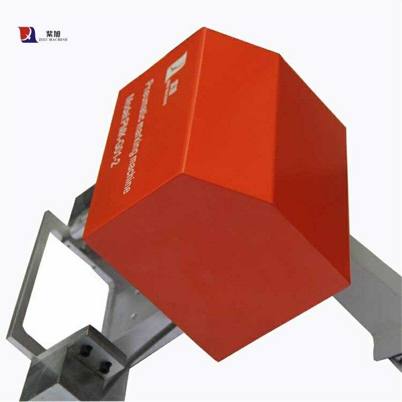 Označení sériových čísel na kovovém CNC pneumatickém - Zařízení na obrábění dřeva - Fotografie 3