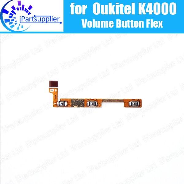 Oukitel K4000 Bouton Latéral Flex Câble 100% Original Power + Volume bouton Flex Câble pièces de rechange pour Oukitel K4000