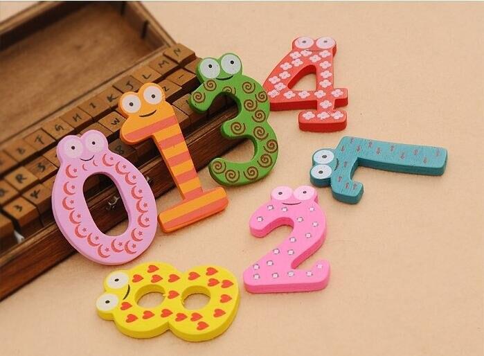 Гарантировано детские развивающие игрушки 15 шт./упак. деревянный магнит на холодильник стикер холодильник наклейки Hotsale
