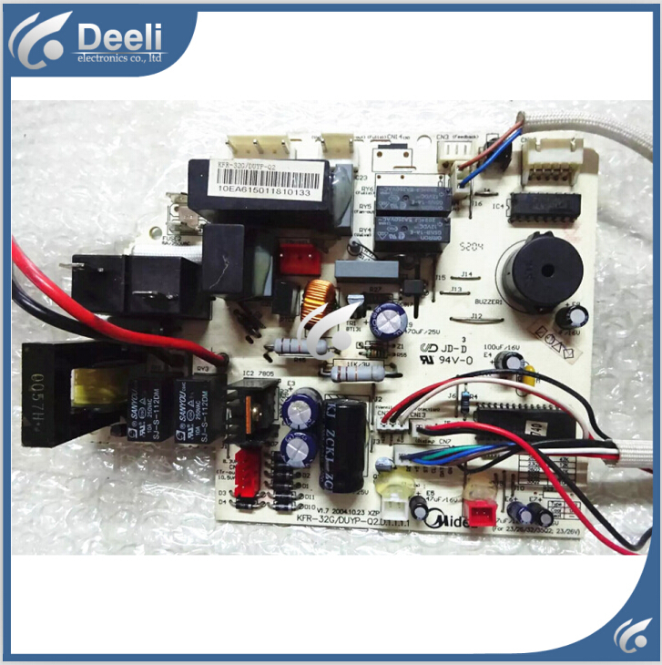 95% new good working forof air conditioning computer board motherboard KFR-32G/DUYP-Q2 on sale 95% new good working for haier air conditioning computer board motherboard 0011800294 on sale