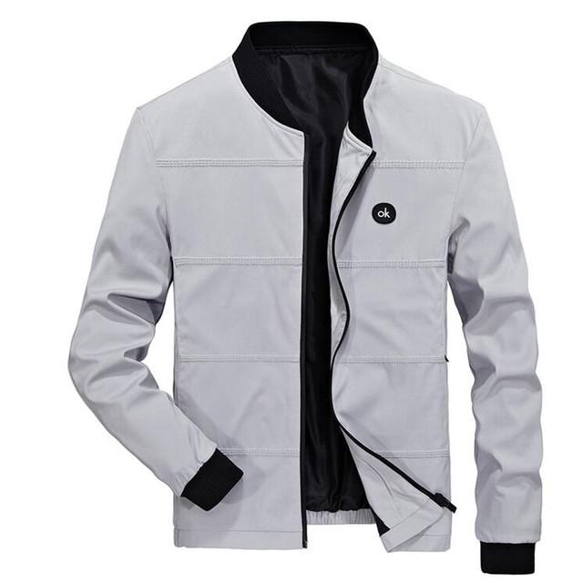 Asstseries Fashion Men Bomber Jacket Hip Hop Patch Designs Slim Fit Pilot Bomber Jacket Coat Men Jackets Plus Size 4XL