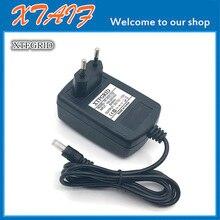 Adaptador de alimentação ac/dc para epson perfeição v100 v200 v300 foto scanner cabo fonte alimentação
