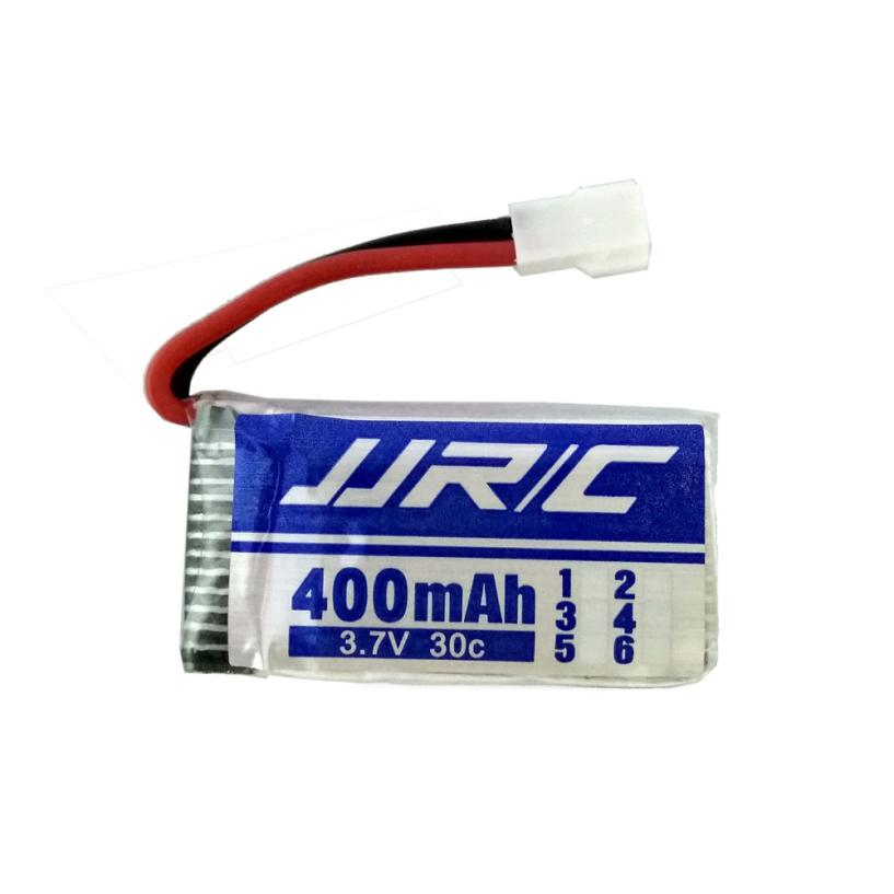 1 Pcs JJRC H31 RC Quadcopter Drone Spare Parts 3.7V 400mAh Lipo Battery Dropshipping Free Shipping A3 2 pack 7 4v 500mah lithium battery for jjrc h8c h8d rc quadcopter spare free shipping