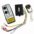 12V 50ft Truck ATV SUV Winch Wireless Winch Remote Control Controller Switch EN1398