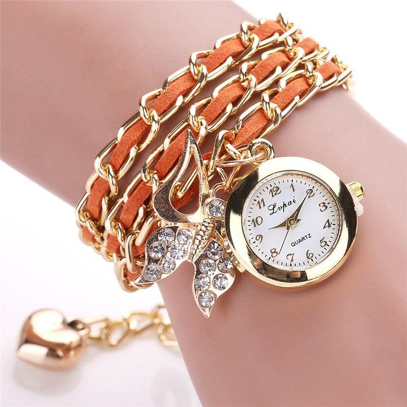 new 2018 hot sale vente chaude de mode de luxe femmes montres femmes bracelet montre watch 8 in. Black Bedroom Furniture Sets. Home Design Ideas