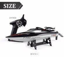FT012 RC Łodzi High Speed 45 km/godzinę 2.4 GHz antykolizyjnej Zdalne Sterowanie łodzią Zabawa zabawki dla dzieci prezenty
