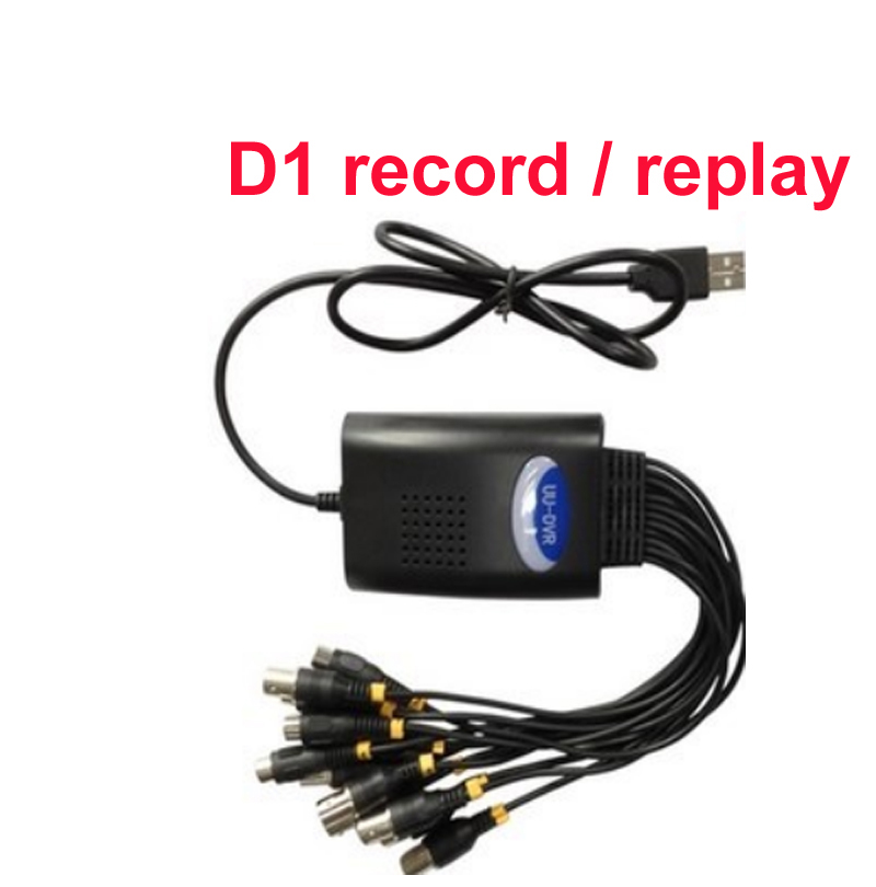 USB DVR box remote monitor by iphone&android phones 8ch Windows 7 W8, XP windows 10 supported 800X600 resolution DVR card