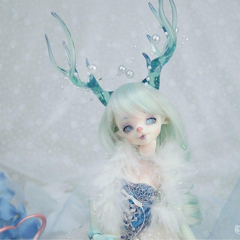 Poupées OUENEIFS Dollpamm Ice Arubi BJD SD 1/6 figurines en résine modèle de corps filles garçons magasin de jouets de haute qualité-in Poupées from Jeux et loisirs    3
