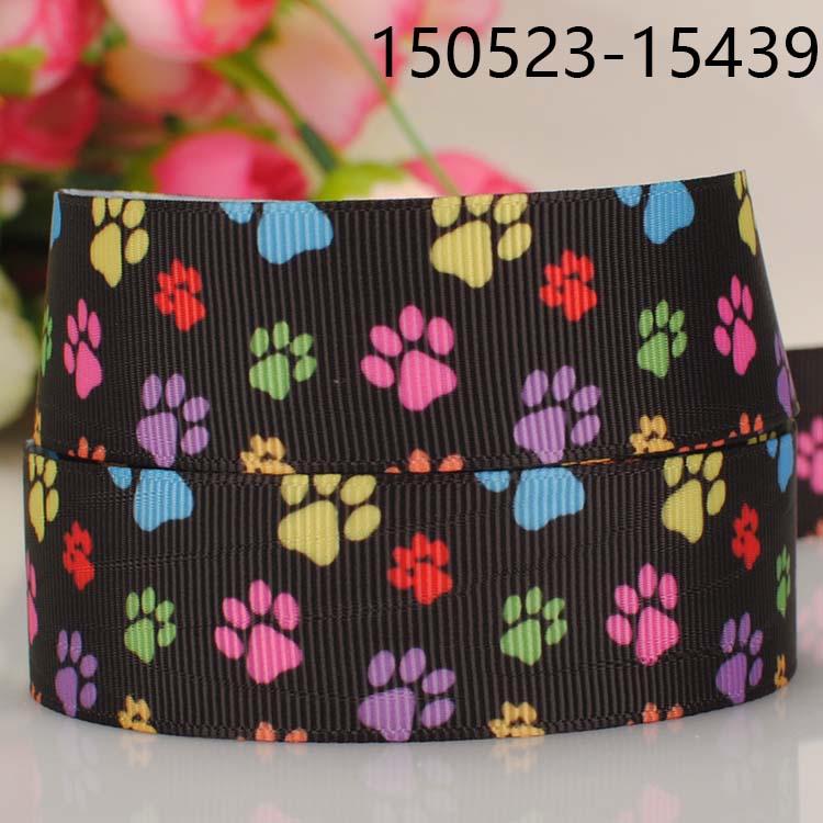 """GROSGRAIN RIBBON 1/"""" Little Pony Pet Faces FREE SHIPPING Gifts"""