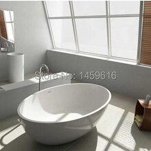 1760X1030X550 мм MEZZO твердый поверхностный камень ванна из искусственного камня океан перевозки бесплатно 1003