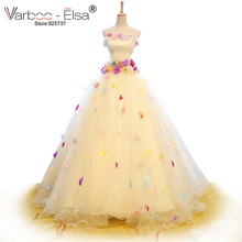VARBOO_ELSA Bridal Gown Ball Gown Wedding Dress