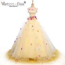 VARBOO_ELSA Bridal Gown Ball Gown Wedding Dress