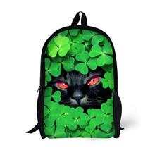 Hide Owl Dog Cat Printing Backpack Children School Bags For Teenager Boys Girls 17 Inch Backpacks Laptop Backpack Mochila Bag star universe printing backpack bag children school bags for teenager boys girls backpacks laptop backpack