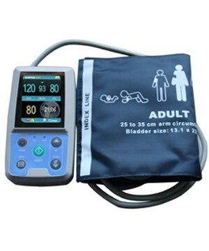 bp com Software de Holter Abpm Contec Abpm50 24 Horas