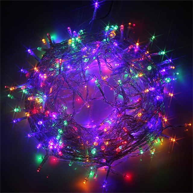 200 led string fairy lights christmas birthday party indooroutdoor super deal inventory clearance