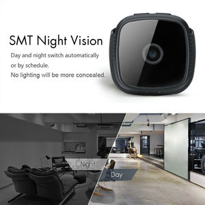 Image 5 - C9 DV HD 1080P מיני אלחוטי מצלמה אבטחת מצלמת וידאו ראיית לילה וידאו TF כרטיס USB 400mAh סוללה DV DVR IP קטן מצלמת