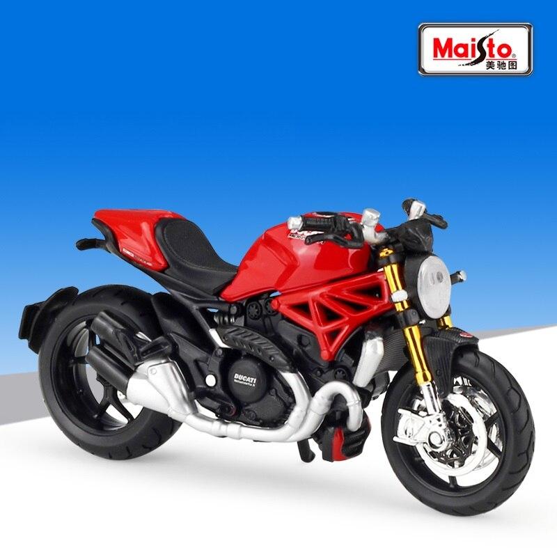 1:18 Maisto DUCATI MONSTER 1200S Diecast Motorcycle