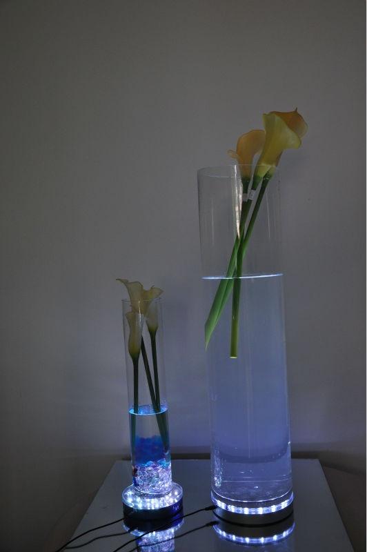 5 Pieceslot Top Sell Led Light Base Stand Led Light Base For Vases