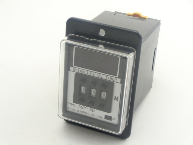 asy 3d ac 220v 1m 999m digital timer programmable time relay with