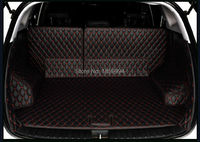 for 2015 2016 2017 HYUNDAI TUCSON 3TH rear tail car trunk mat durable boot carpets full coverage